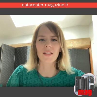 Datafarm, biogaz et datacenter, comment ça marche ? Avec Alicia Le Cleï, Datafarm Energy cover