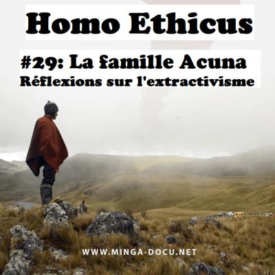 #29: La famille Chaupe Acuña - Réflexions sur l'extractivisme cover