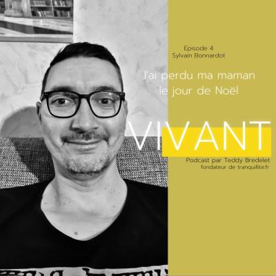"""Épisode 3 - Sylvain:  """"J'ai perdu ma maman un jour de noël"""" cover"""