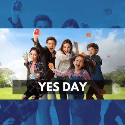 Yes Day ⭐ cover