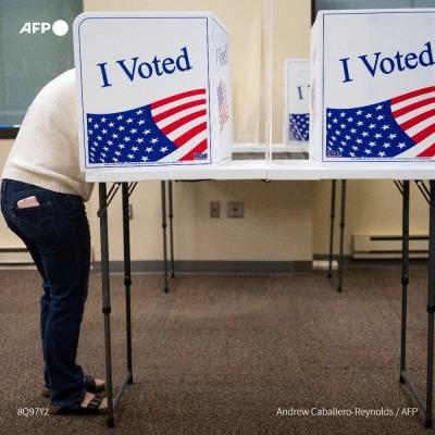 Aux urnes l'Amérique : comment ça marche ? cover