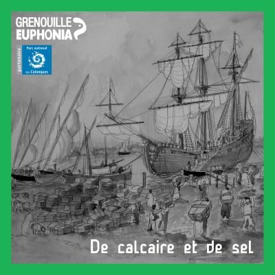 De calcaire et de sel | L'épave du Grand Saint Antoine et la peste de 1720 cover