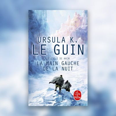 #8 La Main Gauche de la Nuit - David Meulemans cover