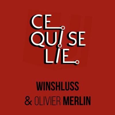 Winshluss & Olivier Merlin - ep. 3 cover