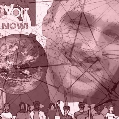 S1E9 - «Disuguaglianze, questione generazionale e giustizia fiscale». Intervista con Andrea Venzon (NOW!) sul mondo post-COVID19 cover