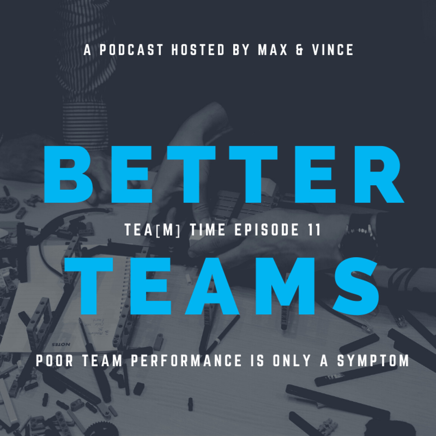 TEA(M) TIME - Episode 11 - Poor Team Performance Is Only a Symptom