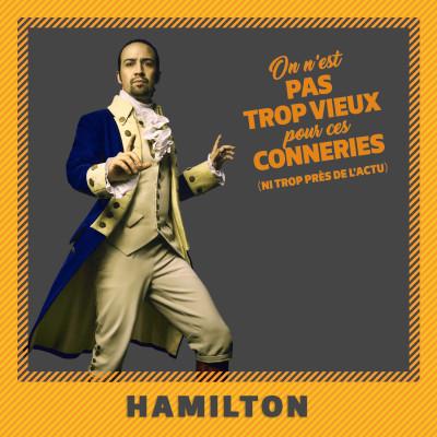 Hamilton (2020) cover