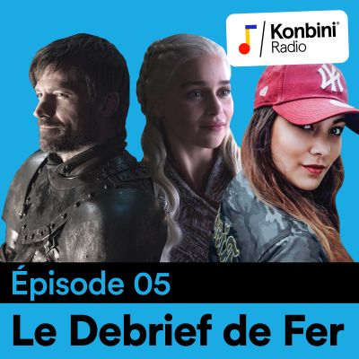 Burn them all ! (Débrief de Game of Thrones S08E05) cover