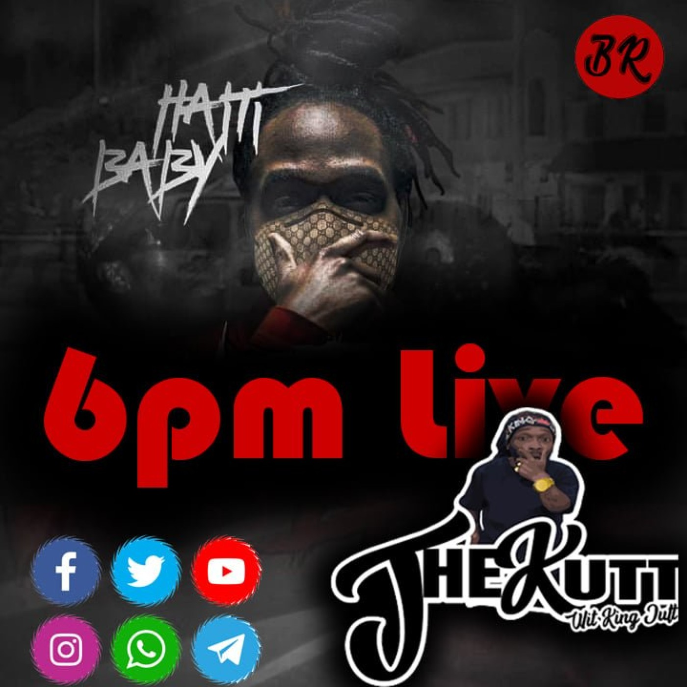 The Kutt Wit King Jutt Episode 13 wit Haiti Baby