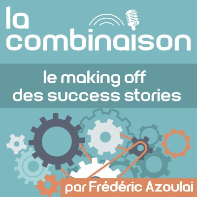#54 - Pierre Dubuc 🎓 CEO d'OpenClassrooms (Site du Zero) - Monter un business à 11 ans ! cover