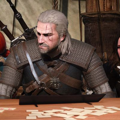 image 21 - The Witcher 3 / Rummikub - Rummikub junior