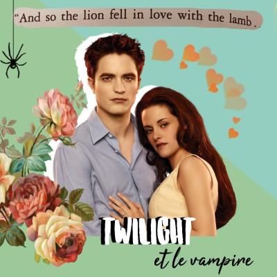 TWILIGHT, CHAPITRE 1 l Le vampire cover