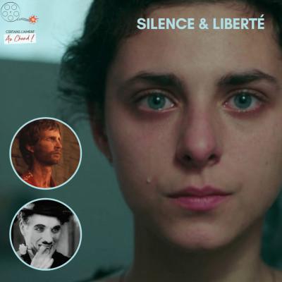 Antigone - Silence - Charlie Chaplin, le Génie de la Liberté cover