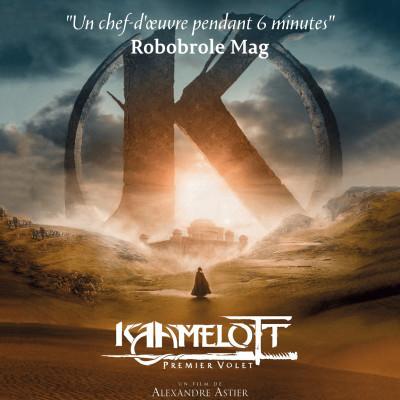 #57 bis : Kaamelott Premier Volet - Match Retour cover