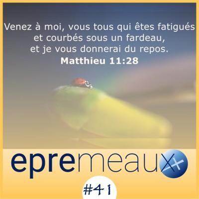 #41 - Le Repos de Dieu cover