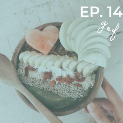 Episode #14 - Apprendre à gérer la faim émotionnelle cover