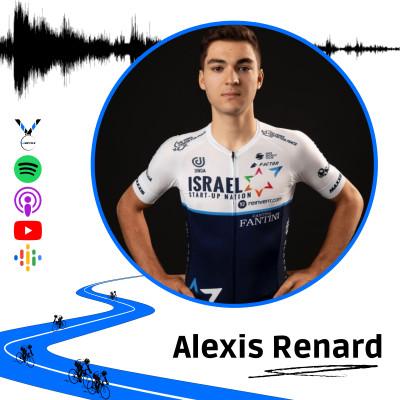 #2: Alexis Renard - De la Bretagne à une équipe world tour d'Israël à seulement 20 ans. cover