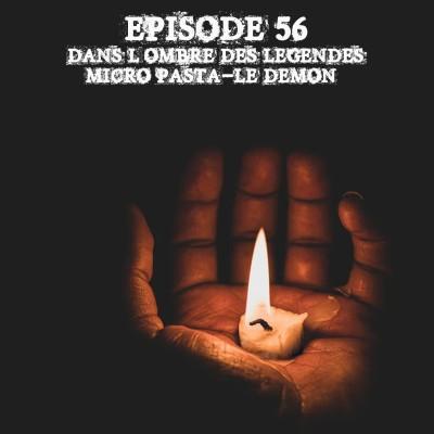 #56 Micro Pasta 06 - Le démon cover