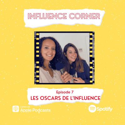 #7 Les Oscars de l'Influence avec Négar MOSHREFI de Stratégies cover
