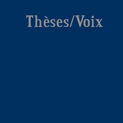 L'Art de l'écoute | VOIX avec Alessandro Bosetti puis Natacha Muslera et Lucien Bertolina cover