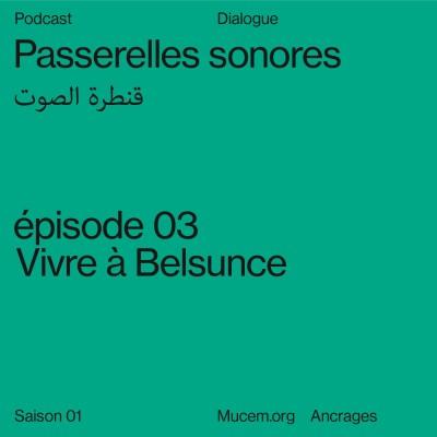#3 - Vivre à Belsunce cover