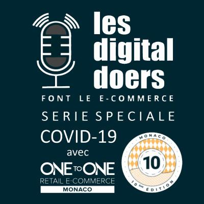 #74 Covid19- HIPAY - Grégoire Bourdin - CEO cover