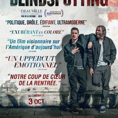 image CINE PARLER #12 | Critique du film Blindspotting
