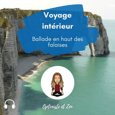 26 - Voyage intérieur - Ballade sur les falaises cover