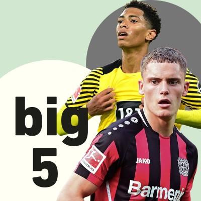 Ils enchantent la Bundesliga cover
