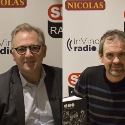 792e émission : Stephen Leroux et Sébastien Durand-Viel cover