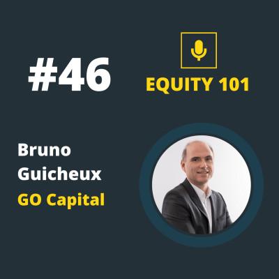 #46 Bruno Guicheux (GO Capital) - Les dessous du financement de Robocath, 60M€ levés pour mettre un robot médical sur le marché cover