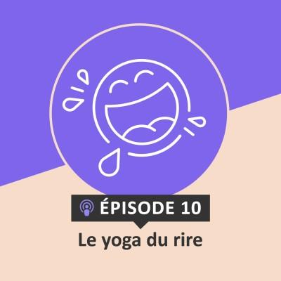 Le yoga du rire cover