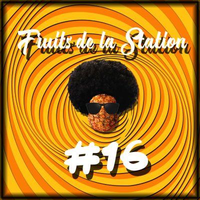 #16 - Gousse d'ail et Cocaïne dans les Oreilles cover