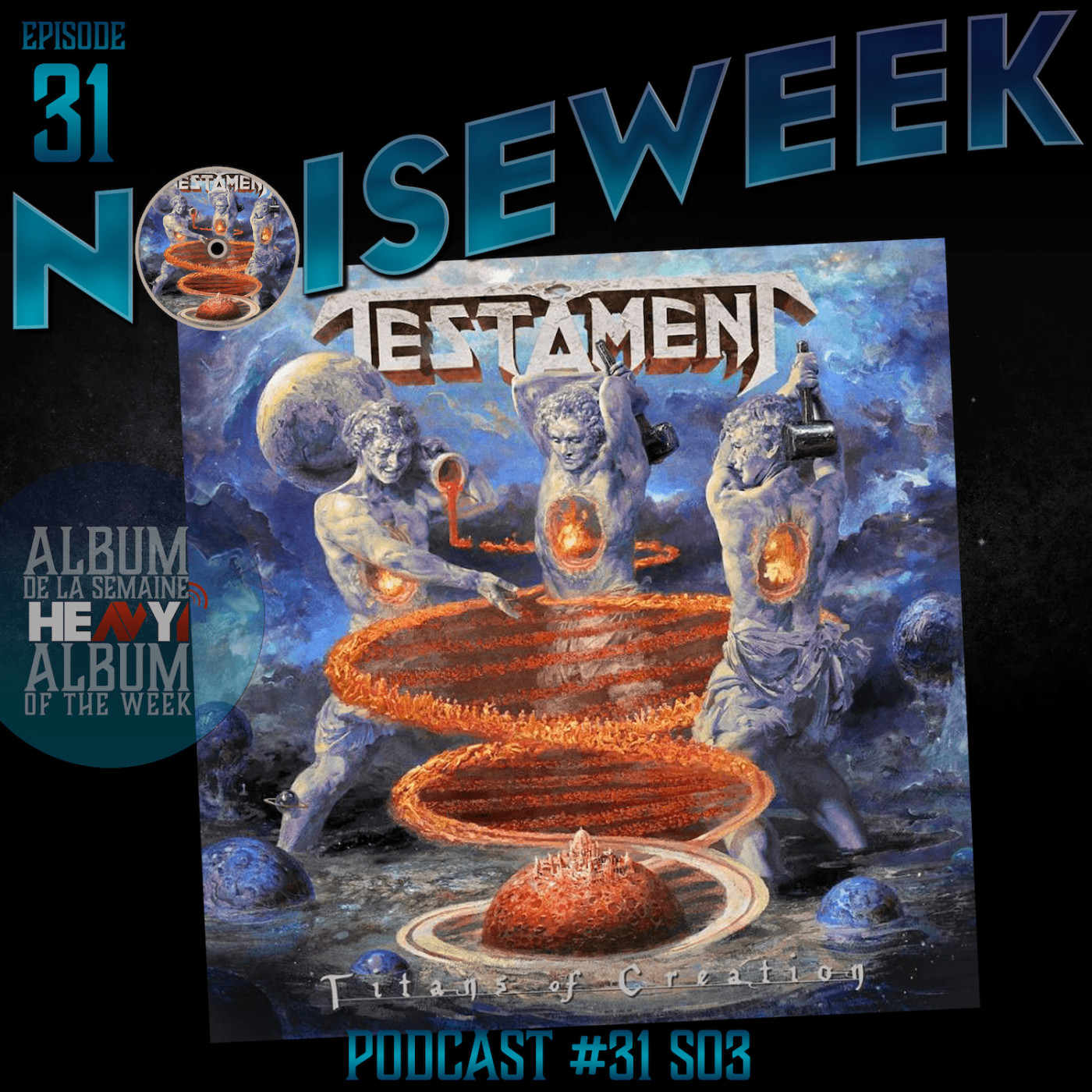 Noiseweek #31 Saison 3