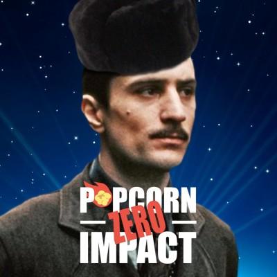 #086 - Leningrad de Sergio Leone - Popcorn Zero Impact cover