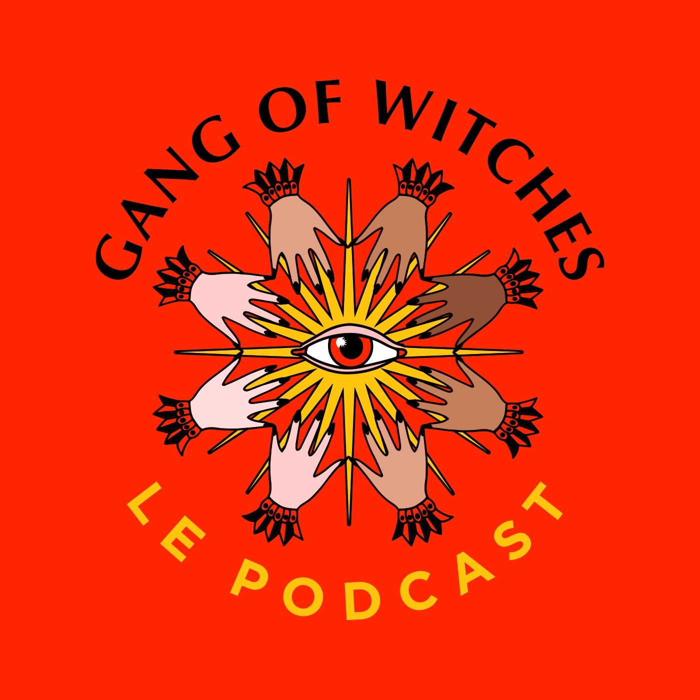 #0 Gang Of Witches Le Podcast - Introduction