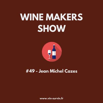 #49 - Jean Michel Cazes cover