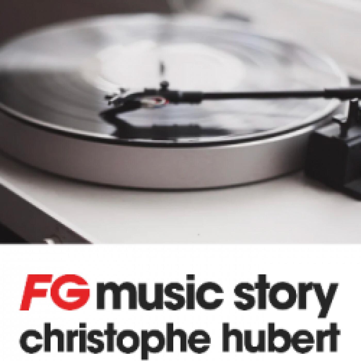 FG MUSIC STORY : LOUIE VEGA