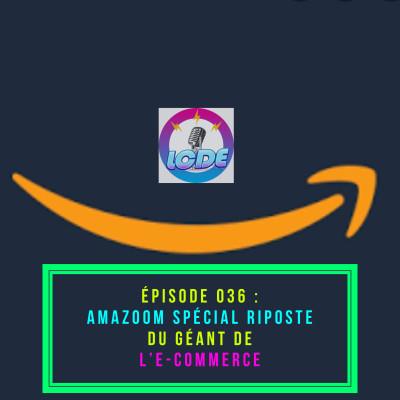 036 - Amazon ferme ses entrepôts en France, avec Alexandre Alves de Collectif Web cover