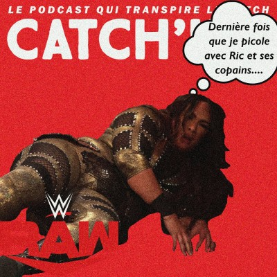 Catch'up! WWE Raw du 8 février 2021  — The Hole cover