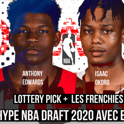 HYPEPODCAST #52  LA HYPE NBA DRAFT AVEC ENVERGURE cover