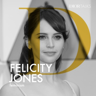 [Feminism] Felicity Jones talks about acting, gender politics and her rejection of all-male environments cover