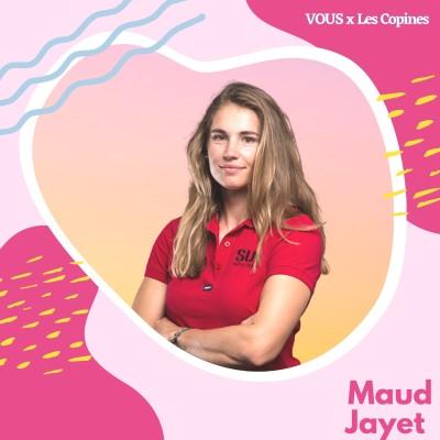 #53 LES COPINES - Maud Jayet, navigatrice membre de l'équipe nationale Suisse de voile. cover