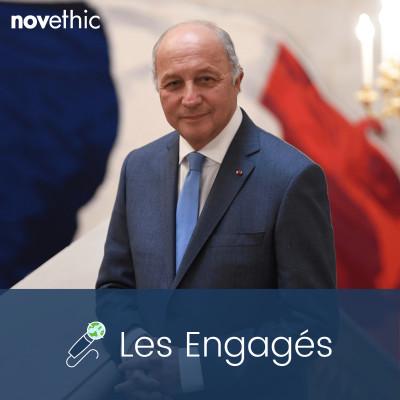 Rencontre avec Laurent Fabius, président de la COP21, cinq ans après l'Accord de Paris cover