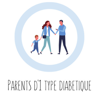 Parents d'1 type diabétique cover