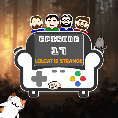 Episode 17 - Lolcat is strange cover