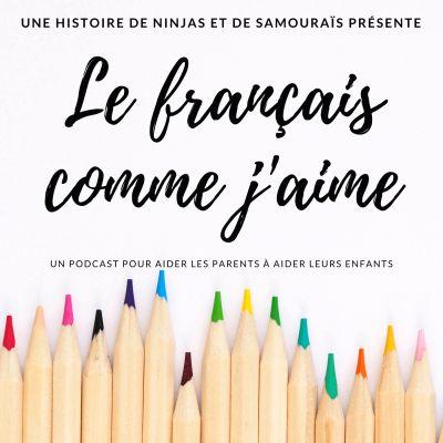 Le français comme j'aime cover