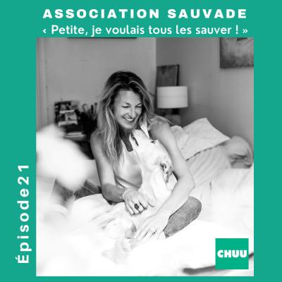# 21 - ASSOCIATION SAUVADE avec Frédérique Verley cover