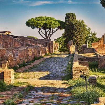 Ostie, port et vitrine de la Rome antique cover