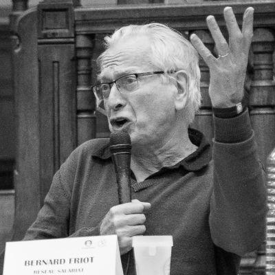 INSTANTS CHOISIS - Bernard Friot, sociologue. Ubérisation : quelles solutions ? cover
